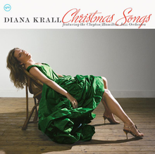 Diana Krall - Christmas Songs.png
