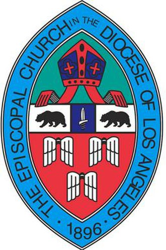 Episcopal Diocese of Los Angeles - Image: Diocese of Los Angeles seal