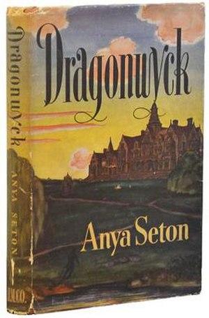 Dragonwyck (novel) - First edition
