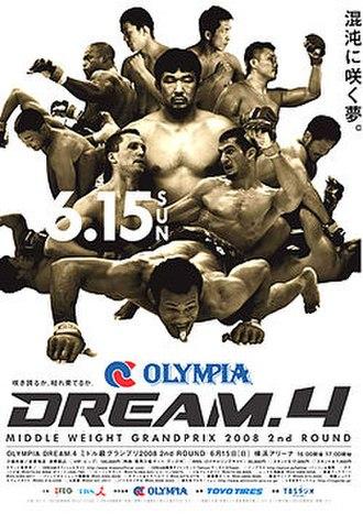 Dream 4 - Image: Dream 4 poster