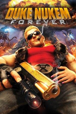Duke Nukem Forever - Image: Duke Nukem Forever