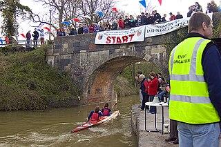 Devizes to Westminster International Canoe Marathon