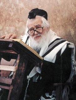 Israeli rabbi