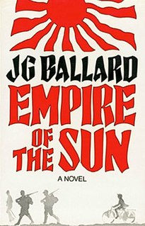 <i>Empire of the Sun</i> 1984 novel by J. G. Ballard