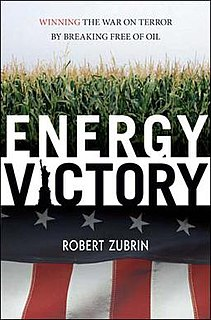 <i>Energy Victory</i> book by Robert Zubrin