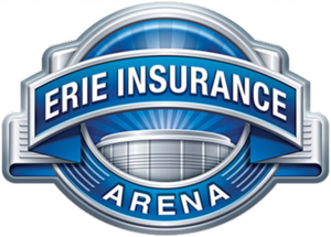 Erie Insurance Arena - Image: Erie Insurance Arena logo