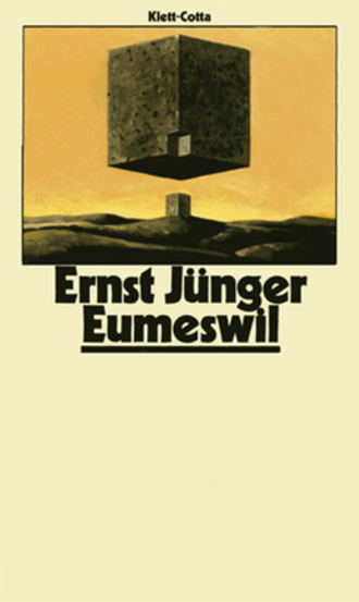 Eumeswil - Cover of the first edition