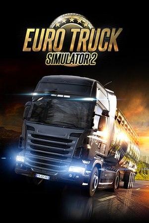 Euro Truck Simulator 2 - Image: Euro Truck Simulator 2 cover