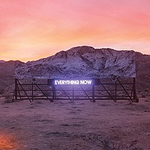 Image result for arcade fire everything now