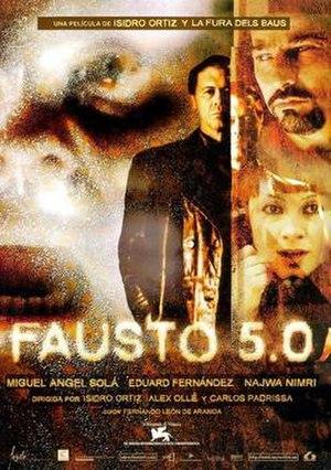 Fausto 5.0 - Image: Fausto 5.0 Poster