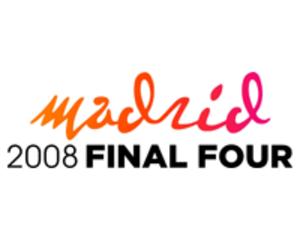 2008 Euroleague Final Four - Image: Final Four logo