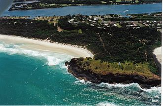Point Danger (Tweed Heads) - Fingal Head