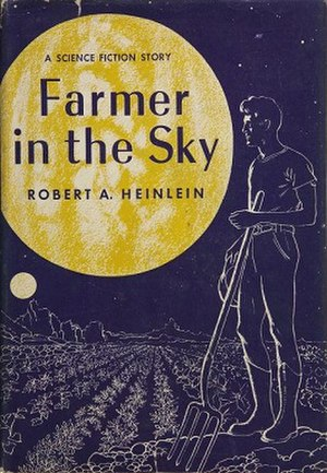 Farmer in the Sky - First edition cover