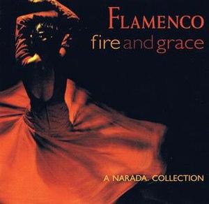 Flamenco: Fire and Grace album cover