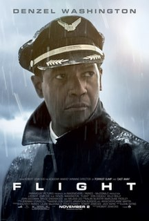 <i>Flight</i> (2012 film) 2012 American drama film directed by Robert Zemeckis
