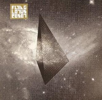 Reset (Flying Lotus EP) - Image: Flylo reset