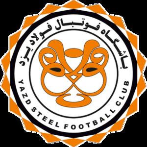 Foolad Yazd F.C. - Image: Foolad Yazd logo