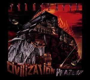 Civilization Phaze III - Image: Frank Zappa, Civilization Phaze III