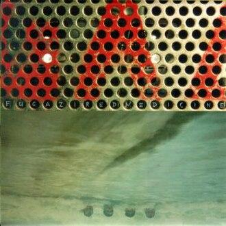 Red Medicine - Image: Fugazi Red Medicine cover