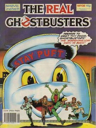 Stay Puft Marshmallow Man - Image: Gb 138