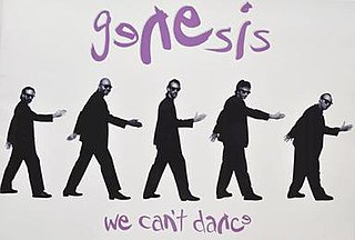 We Cant Dance Tour