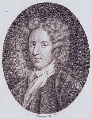 1707 in Ireland - George Farquhar