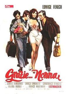 <i>Lover Boy</i> (Italian film) 1975 film by Marino Girolami