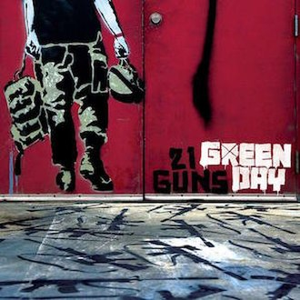 21 Guns (song) - Image: Green Day 21Guns