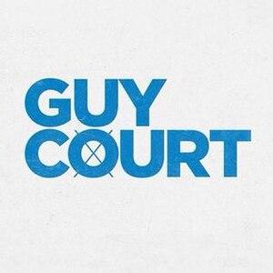 Guy Court - Image: Guy Court MTV2Logo