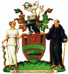 Coat of arms of London Borough of Harrow