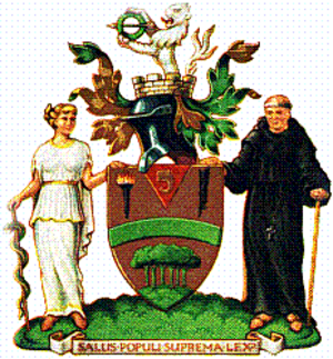 London Borough of Harrow - Image: Harrow arms
