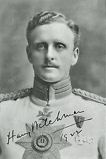 Harry Welchman Musical theatre and film actor