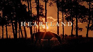 Heartland (Canadian TV series) - Image: Heartland logo