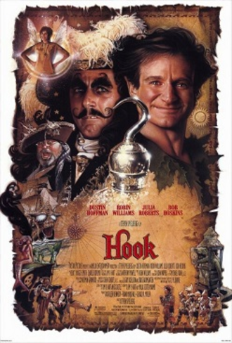 Hook (film) - Image: Hook poster transparent