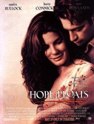 Hope Floats - Theatrical film poster