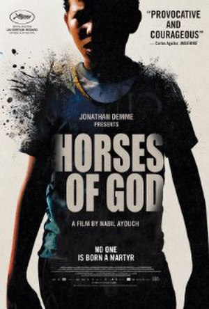 Horses of God - Film poster
