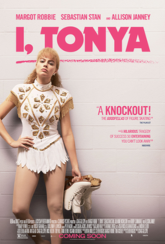 I, Tonya - Theatrical release poster