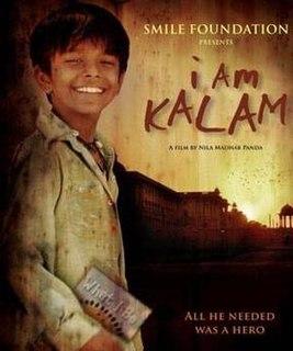 <i>I Am Kalam</i> 2010 Indian film directed by Nila Madhab Panda