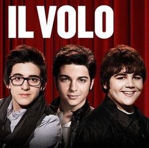 Il Volo (album) - Image: Il Volo 1