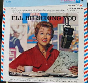 I'll Be Seeing You (Jo Stafford album) - Image: Ill Be Seeing You Jo Stafford