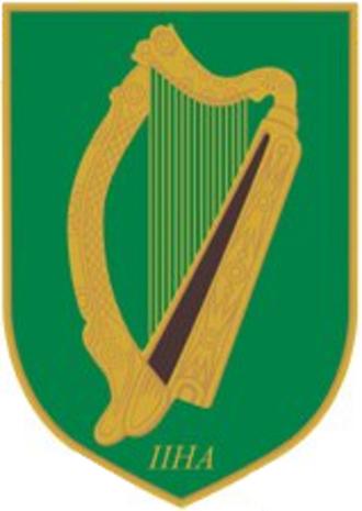 Ireland men's national ice hockey team - Image: Ireland national ice hockey team logo