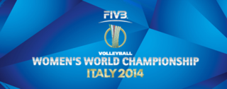 2014 FIVB Volleyball Womens World Championship