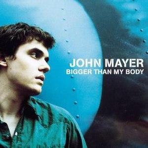 Bigger Than My Body - Image: JM Bigger Than My Body 2