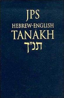 Jewish English Bible translations - Wikipedia