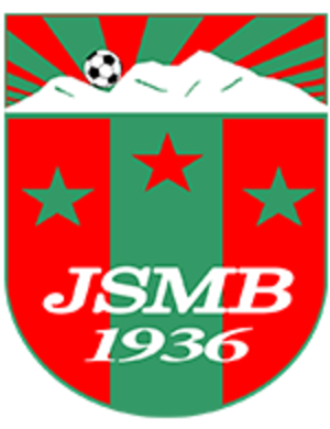 JSM Béjaïa - Image: JSM Béjaïa logo