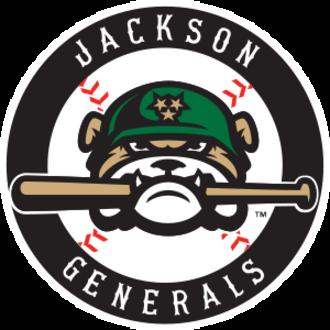Jackson Generals - Image: Jackson Generals