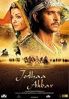 <i>Jodhaa Akbar</i> 2008 film by Ashutosh Gowariker