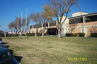 John F. Kennedy High School (San Antonio) high school in San Antonia, Texas, United States