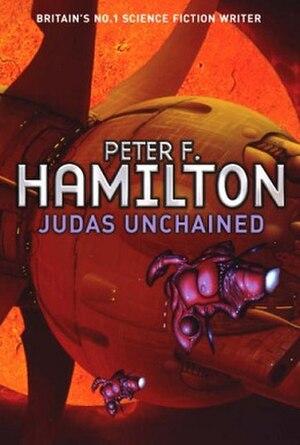 Commonwealth Saga - Image: Judas Unchained cover