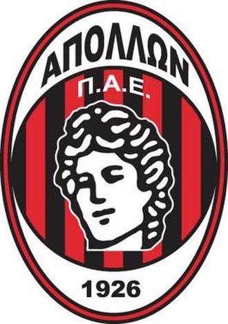 Apollon Kalamarias - Image: Kalamaria FC